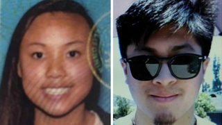 Embracing bodies found in national park died in 'sympathetic murder-suicide