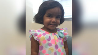 Body Of Sherin Mathews Found During Search For 3-Year-Old