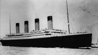 Letter dated day before Titanic sank sells for $166,000