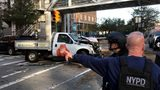 NYPD: 8 dead after car drives onto bike path in act of terrorism