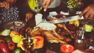 Which restaurants are open on Thanksgiving? Here