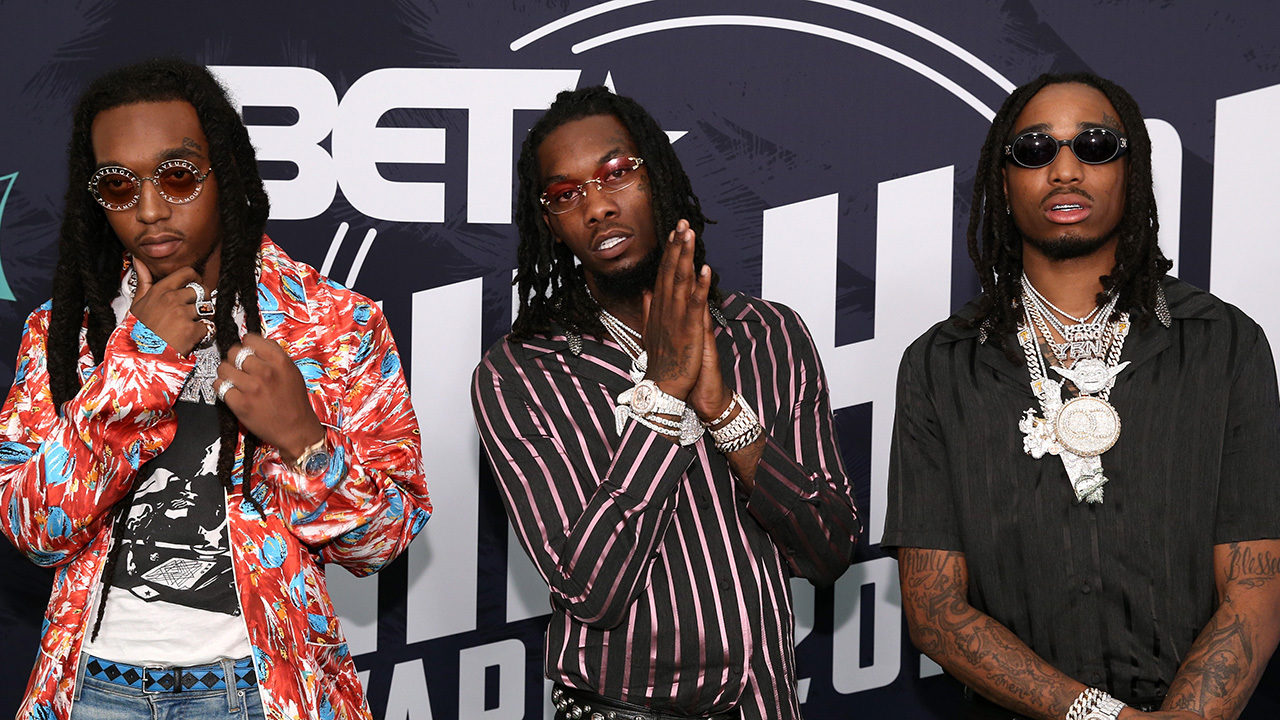 Migos and their fans want the group cast as hyenas in 'Lion