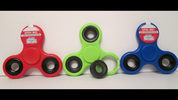 Hand Fidgetz Spinners made the list for potential choking injuries. (World Against Toys Causing Harm)