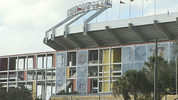 Camping World Stadium, formerly known as the Citrus Bowl, in Orlando, Florida.
