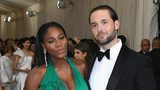 Serena Williams marries Alexis Ohanian in New Orleans, reveals wedding dress