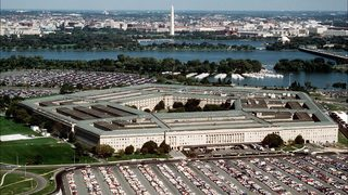 Pentagon accidentally re-tweets call for Trump