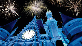 Guide to Disney World fireworks, light shows