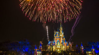 Disney World special events calendar