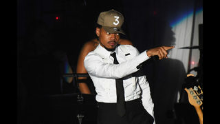 Watch: Chance The Rapper spoofs NHL in 'SNL