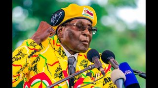 Report: Robert Mugabe agrees to step down as Zimbabwe