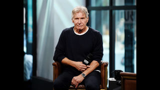 Harrison Ford reportedly helps woman in rollover car accident