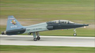 Air Force pilot killed, 1 injured in crash near Laughlin Air Force Base