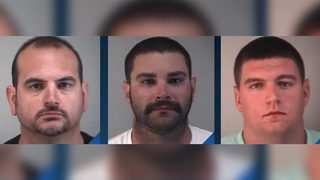 Firefighters Accused of Helping Paramedic Beat Up Estranged Wife