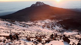Cancer survivor and the doctor that saved him climb Mount Kilimanjaro together
