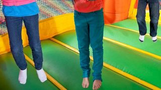 5-year-old seriously injured in restaurant bounce house