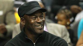 Michael Jordan replaces family