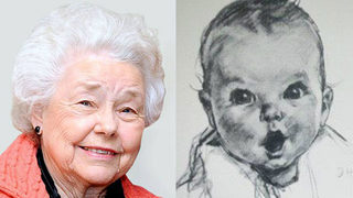 The Original Gerber Baby Turns 91 Years Old