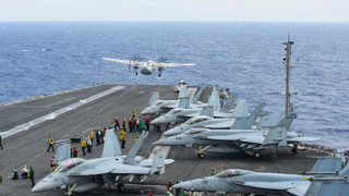 U.S. Navy Aircraft Crashed into Pacific with 11 On Board