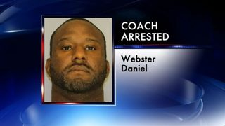 Georgia high school girls basketball coach charged with sexual assault