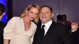 Uma Thurman blasts Harvey Weinstein in Instagram post