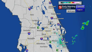 Orlando weather now: Current weather report