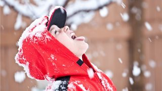 This is why you should seriously never eat snow