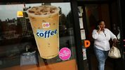 Florida residents can pick up a free iced coffee today at Dunkin' Donuts.
