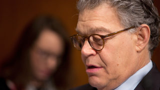 Al Franken will resign amid allegations of sexual misconduct