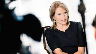 Katie Couric breaks her silence on the news of Matt Lauer