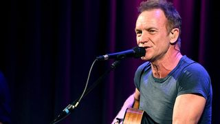 Sting performs at Florida Orchestra