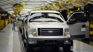 Police: Worker dies after being electrocuted at Ford Truck Plant