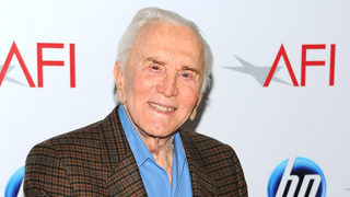 Family, friends celebrate Kirk Douglas