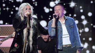Kesha, Macklemore announce 2018 tour