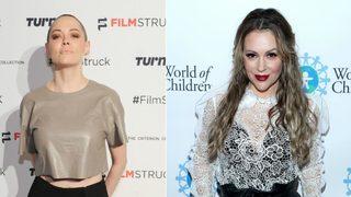Furious Rose McGowan blasts old friend Alyssa Milano on Twitter over Weinstein