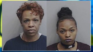 Mother, daughter arrested, accused of beating student at bus stop