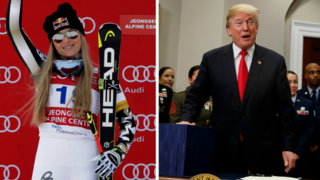 Lindsey Vonn opens up about backlash after Trump-Olympics comments