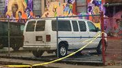 A man was killed while trying to steal wheels off a van. (Photo: WPXI.com)