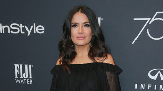 Salma Hayek calls Harvey Weinstein 'a monster