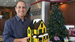 """Replica Of House From """"A Christmas Story"""" May Become Lego Playset"""