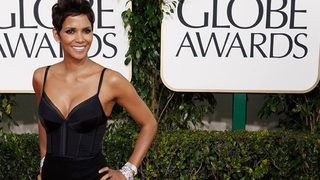 Actress Halle Berry'done with love