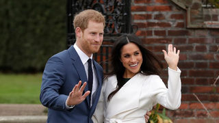 Prince Harry, Meghan Markle set May wedding date