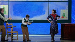 """Holiday classic comes to life tonight as Fox airs """"A Christmas Story Live!"""