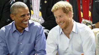 When Harry met Barry: Prince interviews Obama for BBC radio