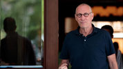 FILE PHOTO: John Skipper, president of ESPN Inc., attends the annual Allen & Company Sun Valley Conference, July 5, 2016 in Sun Valley, Idaho.