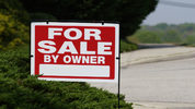 File image of a for sale sign.