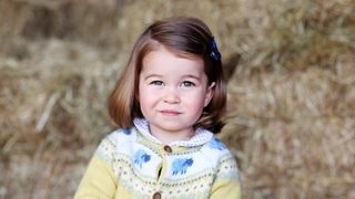 Princess Charlotte is learning second language at age of 2