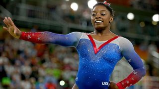 Biles latest gymnast to claim team doctor sexually abused her