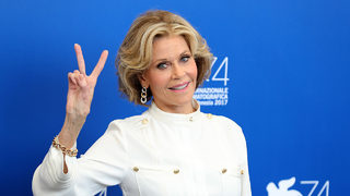 Jane Fonda recovering after cancer removed from lip