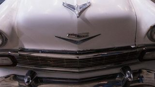 Grandson surprises grandfather with restored 1957 Chevy