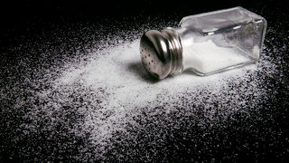 High-salt diet could cause dementia, study finds
